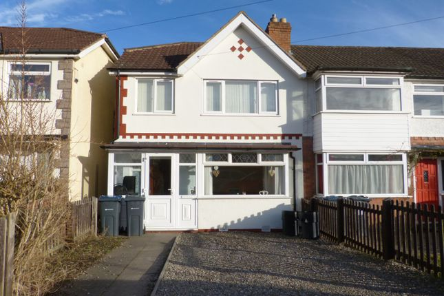 Thumbnail Property to rent in Benson Road, Maypole, West Midlands
