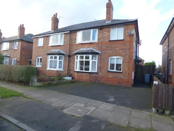 Thumbnail Semi-detached house for sale in Monsall Drive, Macclesfield, Cheshire, Macclesfield