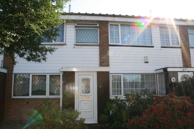 Thumbnail Terraced house to rent in Bedford Avenue, Hayes