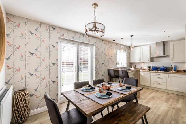 "4 bedroom detached house for sale in ""Denewood"" at Countesswells Park Place, Countesswells, Aberdeen"