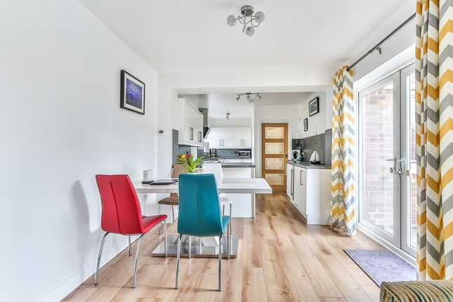 Thumbnail Detached bungalow for sale in Newman Road, Sheffield