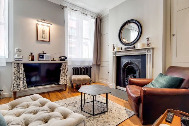 Reception of Little Russell Street, London WC1A