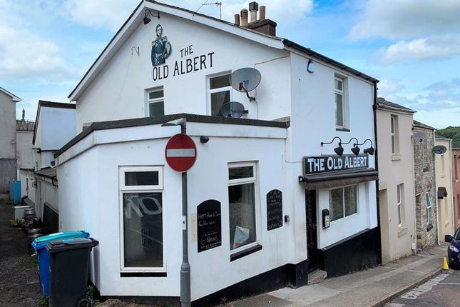 Thumbnail Pub/bar for sale in Havelock Road, Torquay