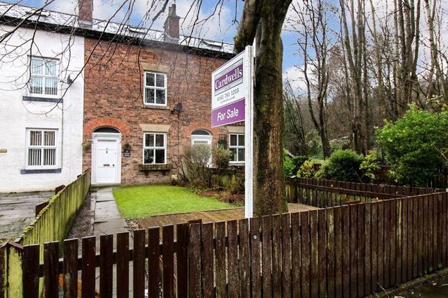 Thumbnail Terraced house for sale in India Street, Summerseat, Bury