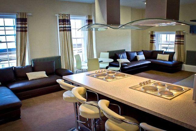 Thumbnail Flat to rent in Flat 3.1, Merchants Hall, Huddersfield