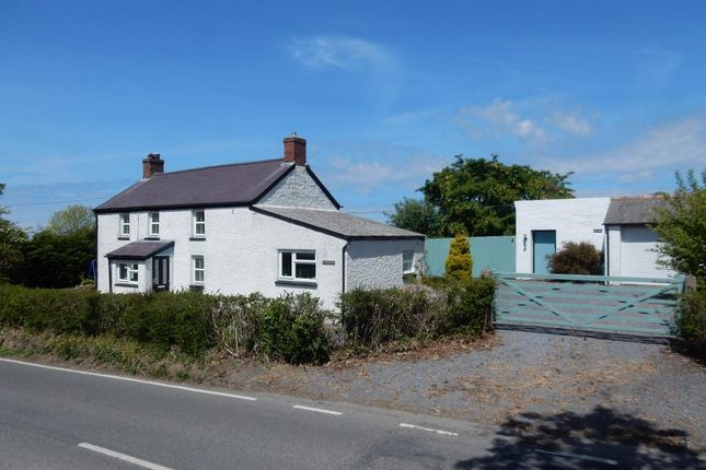 Thumbnail Detached house for sale in Aberporth Road, Aberporth, Nr Cardigan, Ceredigion
