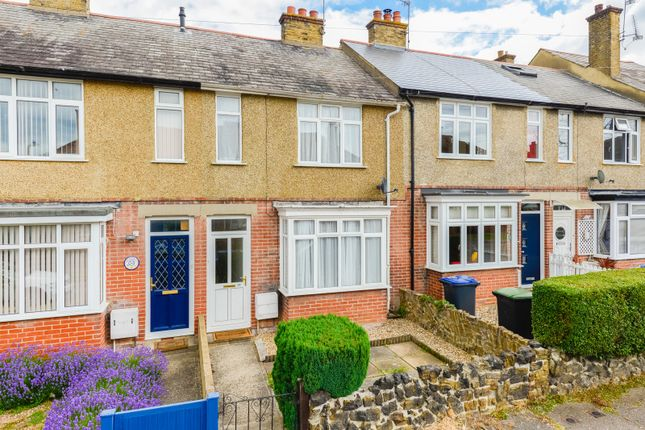 Thumbnail Terraced house to rent in Gorrell Road, Whitstable