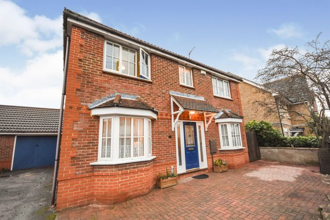 Thumbnail Detached house for sale in Brook End Road South, Chancellor Park, Chelmsford