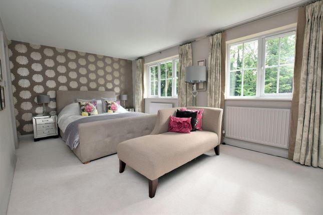 Superb Master Bedroom Suite