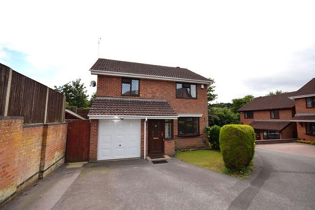 Thumbnail Detached house for sale in Swincombe Rise, West End, Southampton