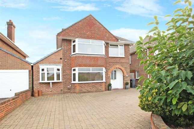 Thumbnail Detached house for sale in Palatine Road, Goring By Sea, Worthing