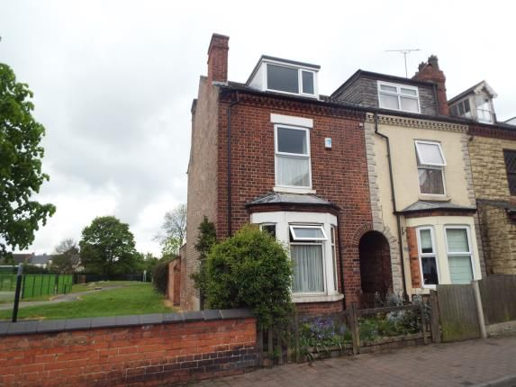 Thumbnail End terrace house for sale in Victoria Road, Netherfield, Nottingham, .