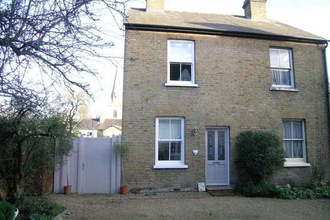 Semi-detached house to rent in Bluecoat Yard, Ware