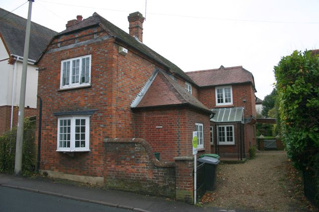 Thumbnail Detached house for sale in Station Road, Kintbury, Hungerford