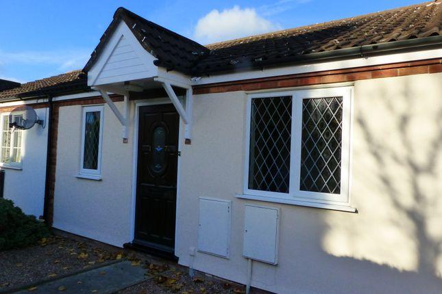 Thumbnail Terraced bungalow to rent in Village Way, Oakengates, Telford, Shropshire