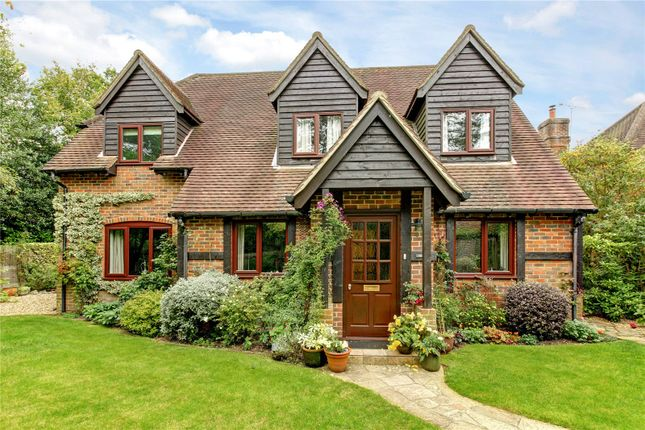 Thumbnail Detached house for sale in Woodside, Cold Ash, Thatcham, Berkshire