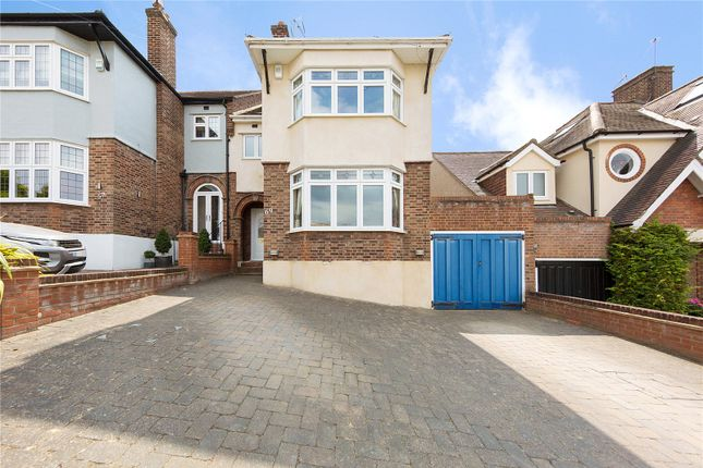 Thumbnail Semi-detached house for sale in Waldegrave Gardens, Upminster