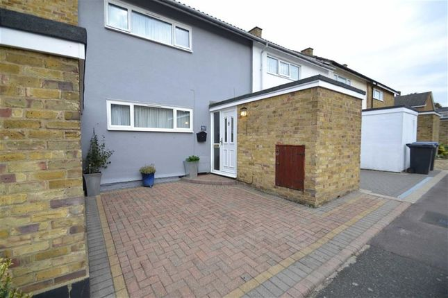 Thumbnail Terraced house for sale in Church Leys, Harlow, Essex