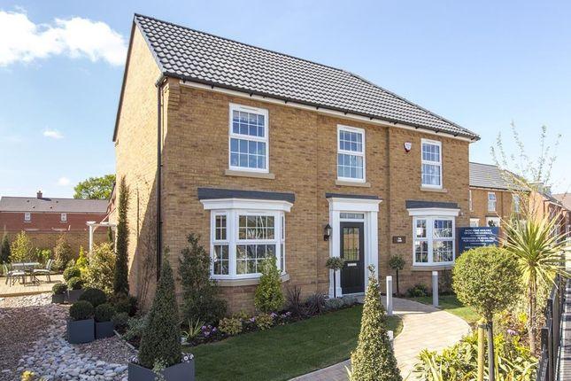 "Thumbnail Detached house for sale in ""Eden"" at Fen Street, Brooklands, Milton Keynes"