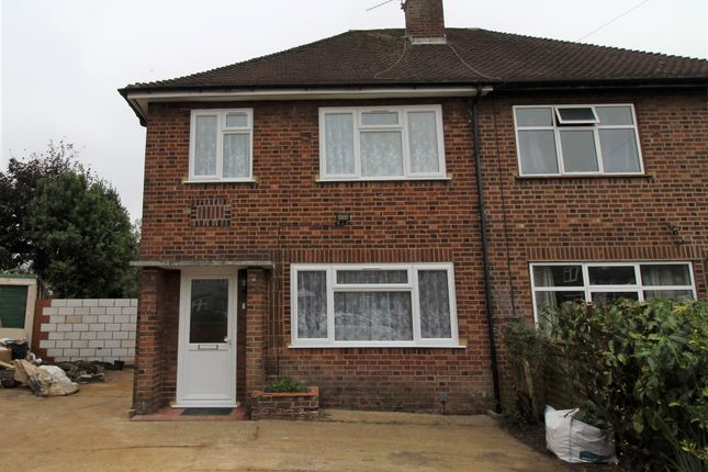 Thumbnail Semi-detached house to rent in St. Laurence Close, Uxbridge
