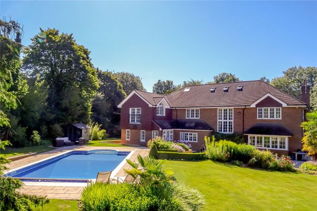Thumbnail Detached house for sale in Reynards Road, Welwyn, Hertfordshire