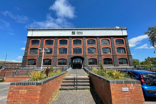 Thumbnail Office to let in 2nd Floor, The Pattern Church, Penzance Drive, Swindon