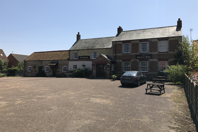Thumbnail Restaurant/cafe for sale in Main Road, Parson Drove, Wisbech