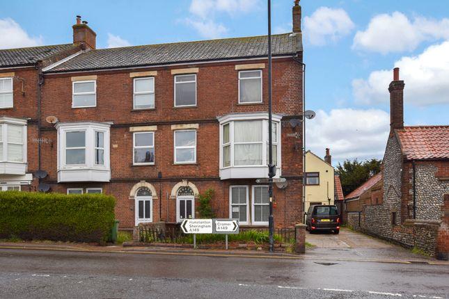 1 bed flat for sale in High Street, East Runton, Cromer NR27