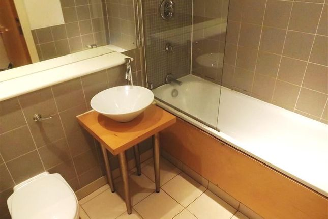 Bathroom of Princess Street, Manchester M1