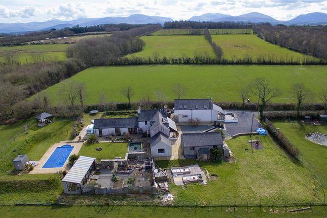 Thumbnail Detached house for sale in Brynsiencyn, Llanfairpwllgwyngyll