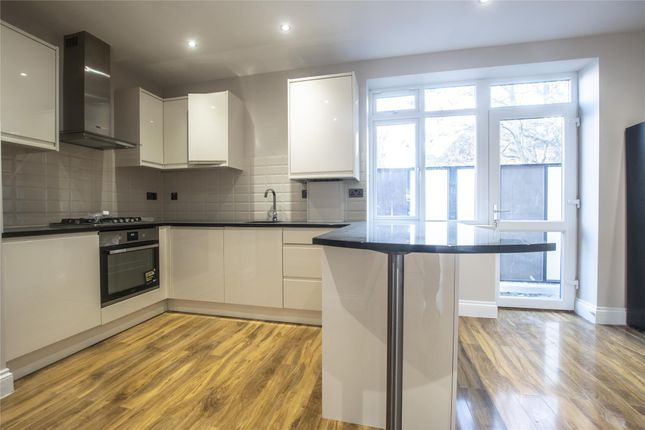 Thumbnail 1 bed flat for sale in Chenab Court, 176A London Road, Morden