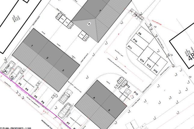 Thumbnail Land for sale in Woodhouse Road, Keighley