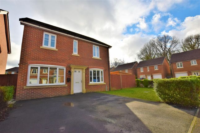 3 bed detached house for sale in Cadwal Court, Llantwit Fardre, Pontypridd