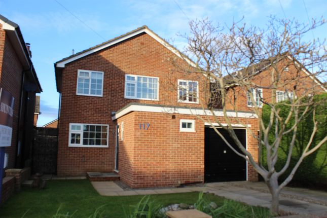 Thumbnail Detached house for sale in Prince Rupert Drive, Tockwith, York