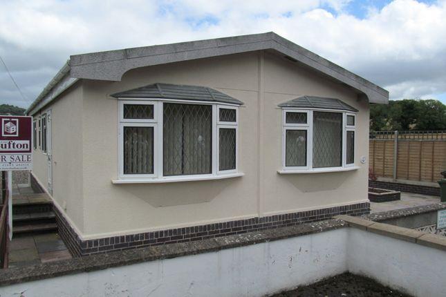 Thumbnail Mobile/park home for sale in Linton Park (Ref 5665), Bromyard, Herefordshire