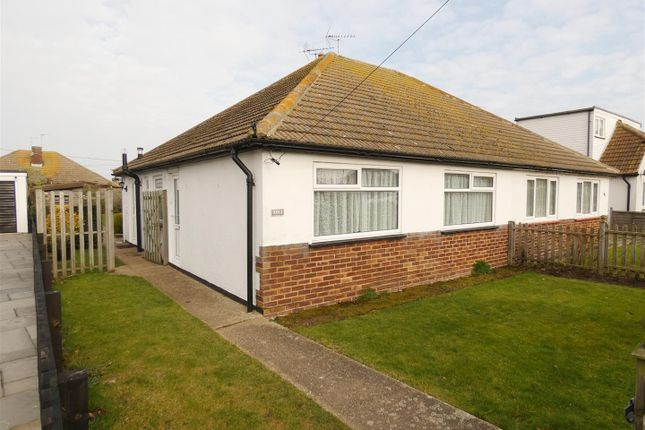 2 bed semi-detached bungalow to rent in Russell Drive, Whitstable