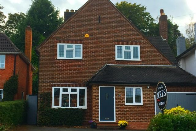 Thumbnail Detached house for sale in Manor Road, Sutton Coldfield, West Midlands