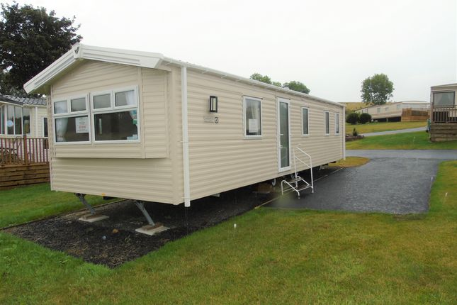 Thumbnail Property for sale in Willerby Lymington, Hareshaw Linn Caravan Park, Bellingham