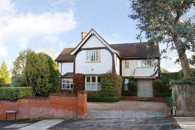 Thumbnail Detached house for sale in Marryat Road, Wimbledon