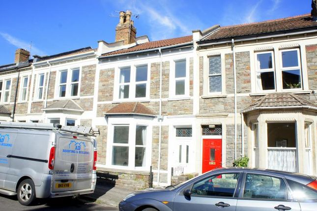 Thumbnail Terraced house to rent in Seymour Road, Horfield, Bristol