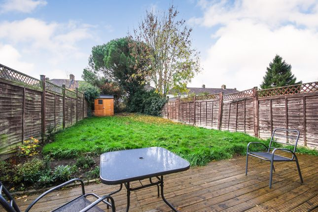 Thumbnail Terraced house to rent in Northover, Bromley
