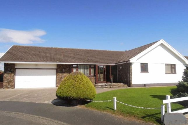 Thumbnail Detached bungalow to rent in Ballaterson Fields, Ballaugh, Isle Of Man