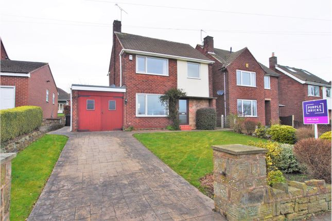 Thumbnail Detached house for sale in Pettyclose Lane, Tapton, Chesterfield