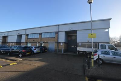 Thumbnail Light industrial to let in Unit 3, Puma Trade Park, Morden Road, Mitcham, Surrey