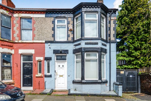 Thumbnail Semi-detached house for sale in Lichfield Road, Wavertree, Liverpool