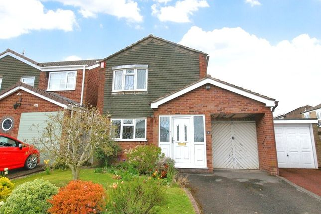 3 bed detached house for sale in Mickleby Way, Meir Park, Stoke-On-Trent ST3