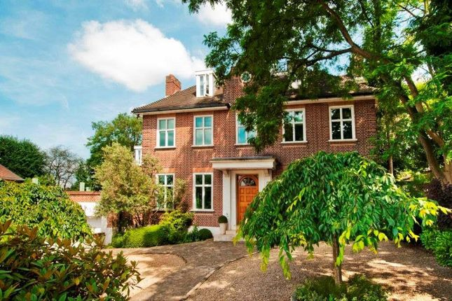 8 bed detached house for sale in Hampstead Lane, London