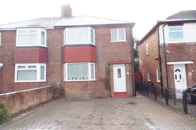 Thumbnail Semi-detached house to rent in Raines Avenue, Worksop