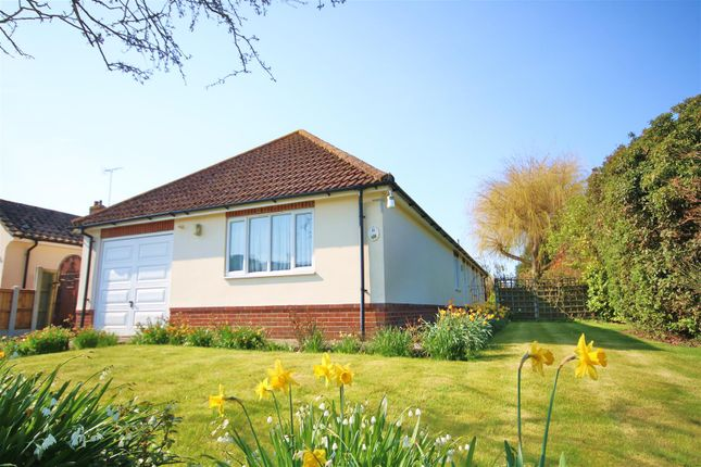 Thumbnail Detached bungalow for sale in Audley Way, Frinton-On-Sea