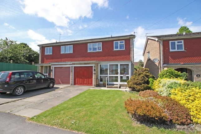 3 bed semi-detached house for sale in Haydon Road, Didcot